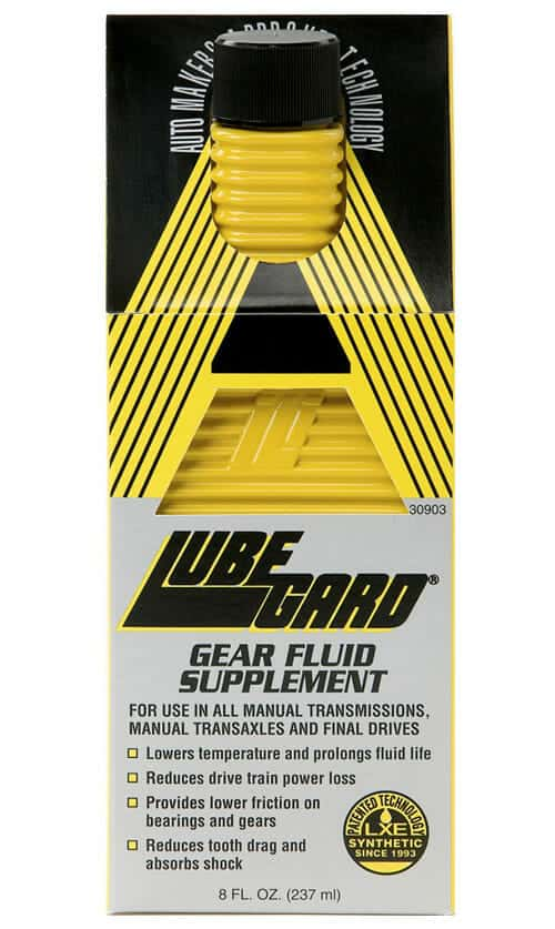 תוסף - Gear Fluid Supplement -